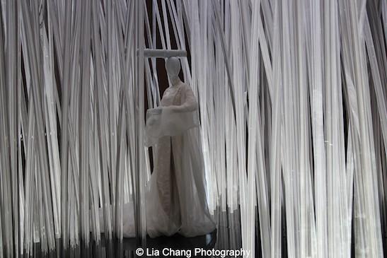An ensemble by Jean Paul Gaultier from 2001-2.