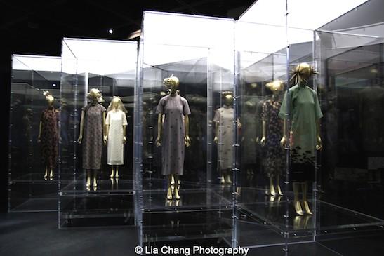 Chinese Cheongsams, 1920s and 1930s. Courtesy of Hong Kong Museum of History.