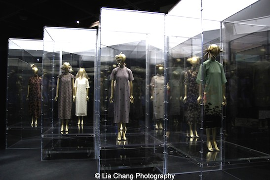 Chinese Cheongsams, 1920s and 1930s. Courtesy of Hong Kong Museum of History. Photo by Lia Chang