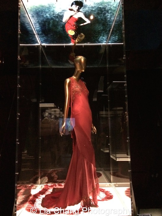 Gallery View Chinese Galleries, Astor Forecourt, Anna May Wong Evening dress, John Galliano (British, born Gibraltar, 1960) for House of Dior (French, founded 1947), autumn/winter 1998–99 haute couture; Courtesy of Christian Dior Couture. Photo by Lia Chang; Anna May Wong, 1925 Photograph by Edward Sheriff Curtis (American, 1868-1952)