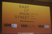HBO's screening of Jonathan Yi's East of Main Street: Taking the Lead at Root (drive-in) in New York on May 6, 2015. Photo by Lia Chang