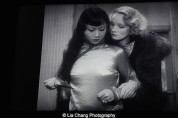Marlene Dietrich and Anna May Wong in Shanghai Express, 1932 directed by Josef von Sternberg (Paramount Pictures, Courtesy of Universal Studios Licensing LLC).