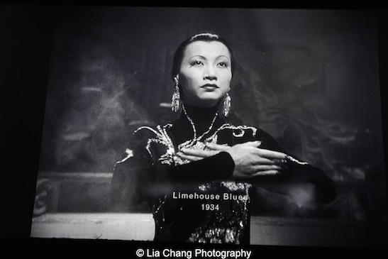 """Anna May Wong in """"Limehouse Blues,""""1934."""