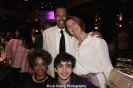 Peter Jay Fernandez, Iris A. Brown with her son Walker, and Denise Burse Fernandez at The 52nd Street Project's Fancy That Benefit at The Edison Ballroom in New York on May 4, 2015. Photo by Lia Chang
