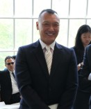 Joe Zee, Editor in Chief of Yahoo Style attends 'China: Through The Looking Glass' Costume Institute Benefit Gala - Press Preview at Metropolitan Museum of Art on May 4, 2015 in New York City. Photo by Lia Chang