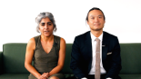 Kiran Ahuja, the Executive Director of the White House Initiative on Asian Americans and Pacific Islanders and Konrad Ng, Director of the Smithsonian Asian Pacific Center.