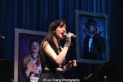 Tony winner Lena Hall performs at The 52nd Street Project's Fancy That Benefit at The Edison Ballroom in New York on May 4, 2015. Photo by Lia Chang