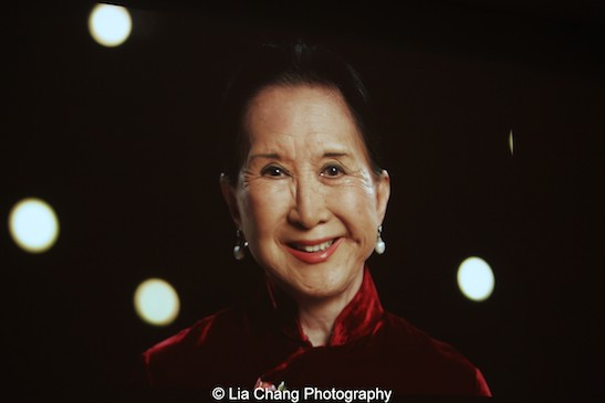 Lucille Soong. Photo by Lia Chang