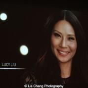 Lucy Liu. Photo by Lia Chang
