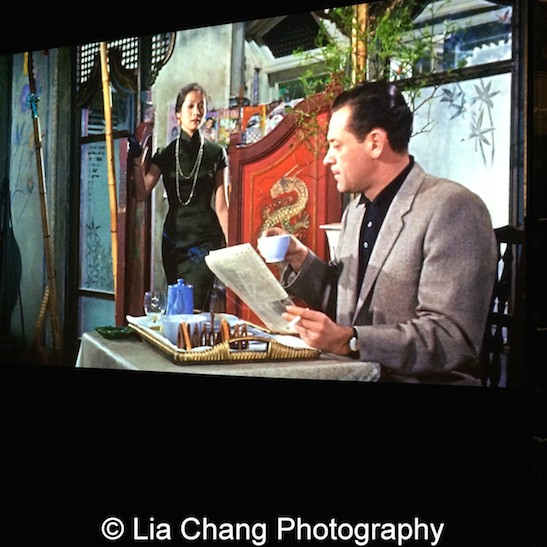 Nancy Quan and William Holden in The World of Suzie Wong, 1960 Directed by Richard Quine (Paramount Pictures, Courtesy of Paramount Pictures)