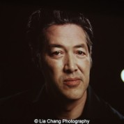 Russell Wong. Photo by Lia Chang