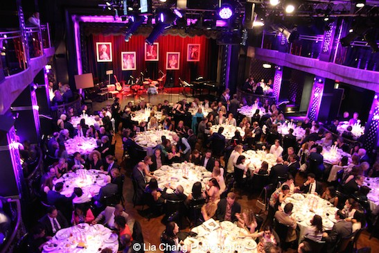The 52nd Street Project's Fancy That Benefit at The Edison Ballroom in New York on May 4, 2015. Photo by Lia Chang