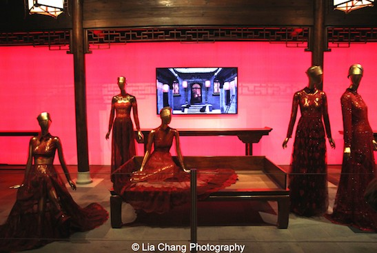 """Cultural Interplay between the East and West in """"China: Through the Looking Glass"""" at The Met"""