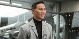 BD Wong as Dr. Henry Wu Jurassic World.