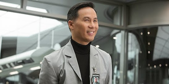 BD Wong as Dr. Henry Wu in  Jurassic World. (c) Universal Pictures