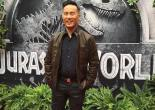 Actor BD Wong attends the premiere of 'Jurassic World' at Dolby Theatre on June 9, 2015 in Hollywood, California. Photo courtesy of BD Wong/Facebook