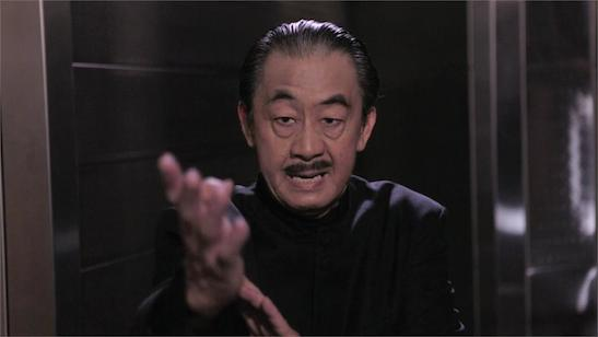 The iconic George Leung (George) in a scene from the feature film National Film Society presents AWESOME ASIAN BAD GUYS releasing June 23, 2015