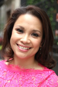 Lea Salonga. Photo by Lia Chang