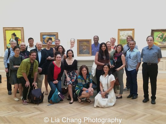 #emptymet tour at The Metropolitan Museum of Art. Photo by Sree Sreenivasan
