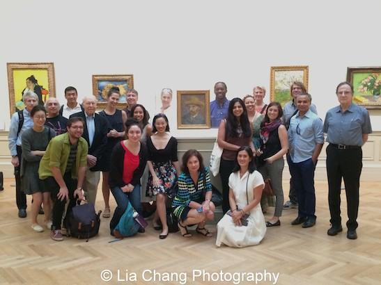 #emptymet tour at The Metropolitan Museum of Art. Photo by Sree Sreenivasan