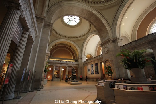 The Metropolitan Museum of Art. Photo by Lia Chang #emptymet