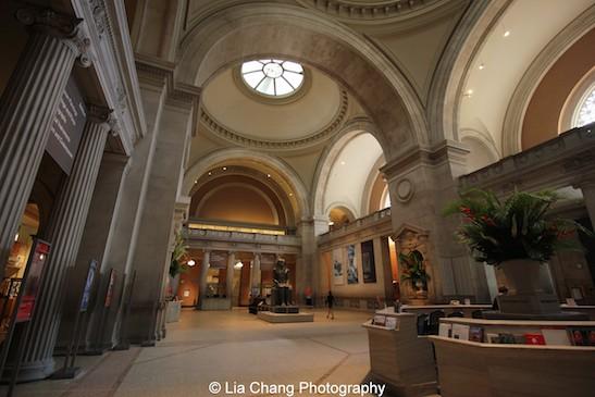 The Metropolitan Museum of Art. Photo by Lia Chang #emptymet