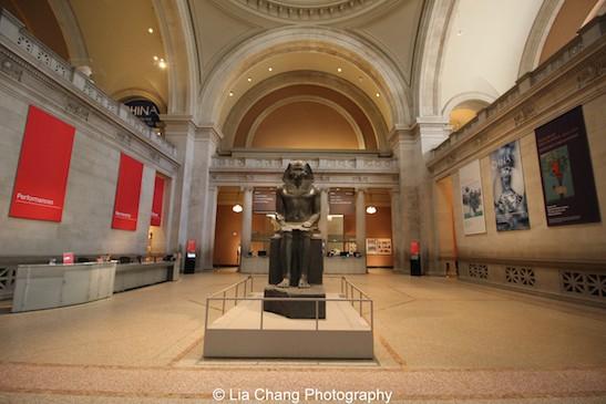 The Metropolitan Museum of Art. Photo by Lia Chang #emptmet