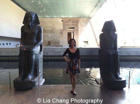 Lia Chang at The Metropolitan Museum of Art. #emptymet