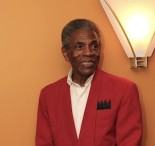 André De Shields at the opening night party of Victory Gardens Theater's 2015 IGNITION Festival of New Plays in Chicago on July 16, 2015. Photo by Lia Chang