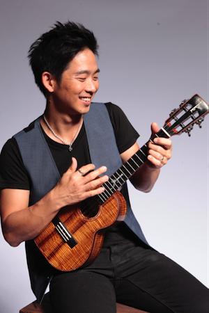 Ukulele master, Jake Shimabukuro