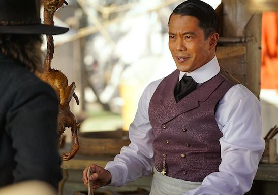 Chang (Byron Mann) in Episode 2  Photo by Chris Large/AMC