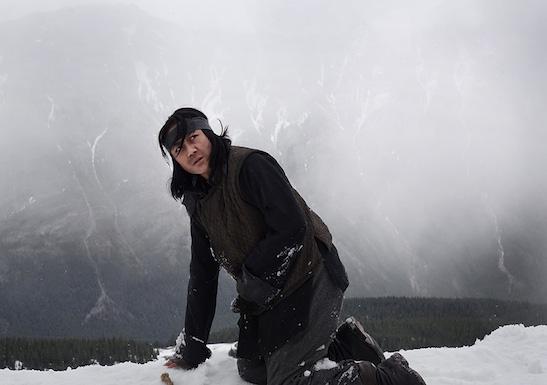 A. Zhou as Fong - Hell On Wheels _ Season 5, Episode 2 - Photo Credit: Michelle Faye/AMC