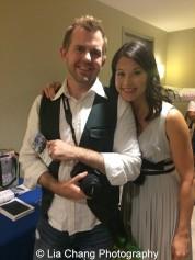 Peyton Worley and Jennifer Betit Yen. Photo by Lia Chang