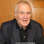 Composer John Kander attends 'The Visit' Broadway cast performance and CD signing at Barnes & Noble, 86th & Lexington on July 9, 2015 in New York City. Photo by Lia Chang