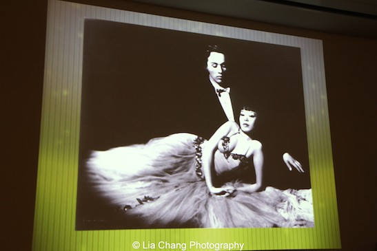 Jackie Mei Ling and Jadin Wong, dancers from the Chinatown nightclub era. Photo by Lia Chang
