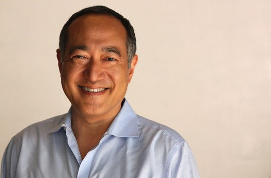 Alan Muraoka. Photo by Lia Chang