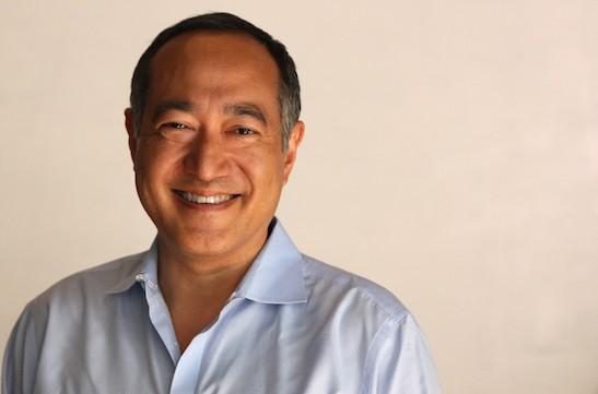 Alan Muraoka. Photo by Lia Chang