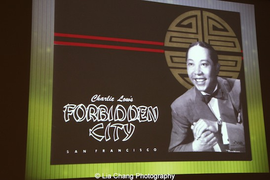 Forbidden City owner Charlie Low. (Chinese American Nightclubs)