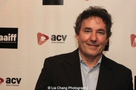 John Wirth, executive producer and show runner for AMC's Hell on Wheels. Photo by Lia Chang
