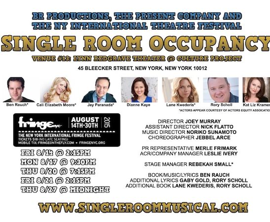 Single room occupancy