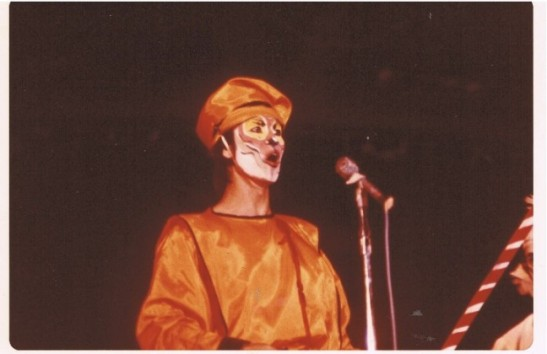 """Tzi Ma played the """"Monkey King"""" in his first professional play, """"Monkey King in the Yellow Stone King"""" in 1975 in New York City. Photo:http://caamedia.org/blog/2014/09/17/actor-tzi-ma-in-satisfaction-and-24/"""