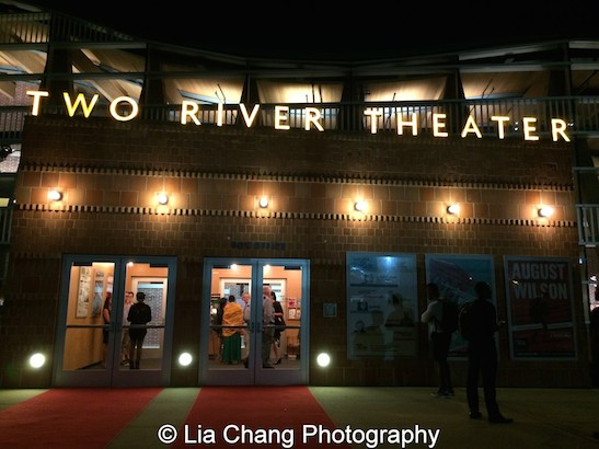 Opening night of Two River Theater's Seven Guitars, directed by Brandon J. Dirden in Red Bank, NJ on September 18, 2015. Photo by Lia Chang