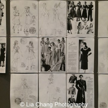 Costume designs by Karen Perry for Two River Theater's production of Seven Guitars. Photo by Lia Chang