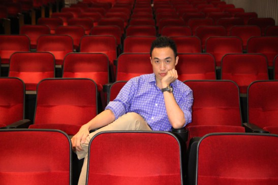 Derek Ting. Photo by Lia Chang
