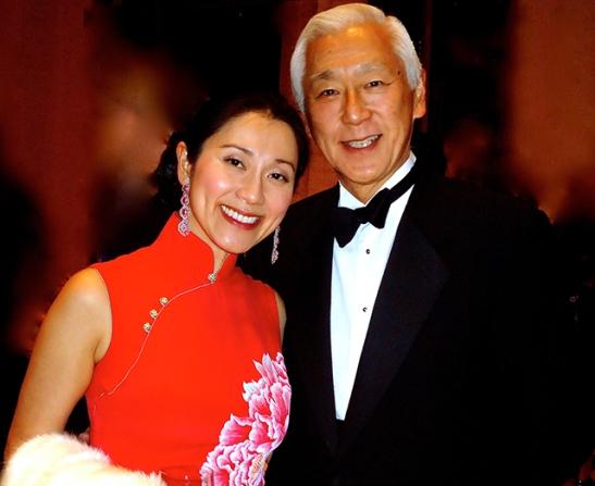 Agnes Hsu-Tang and Oscar Tang