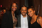 Renee, Jason Dirden and Erin HIcks. Photo by Lia Chang