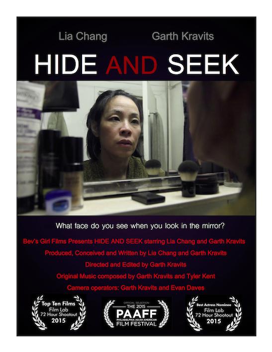 Lia Chang in Hide and Seek r