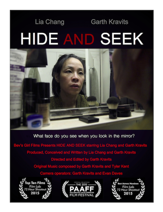 Lia Chang in Hide and Seek r