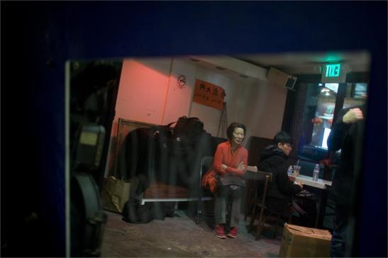 Filmmaker Ruby Yang.