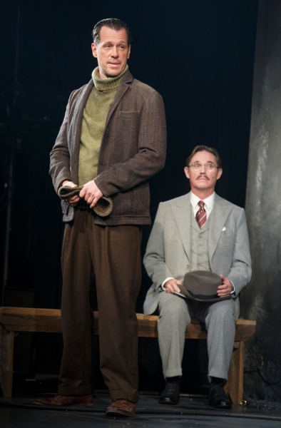 Darren Pettie, Richard Thomas. Photo by Joan Marcus